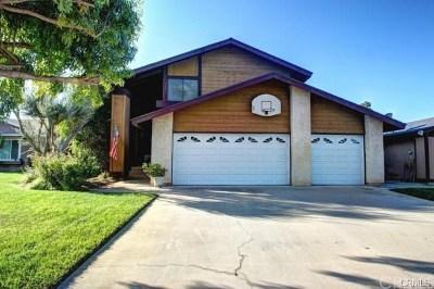 Jurupa Single Family Home For Sale: 7910 Maria Drive