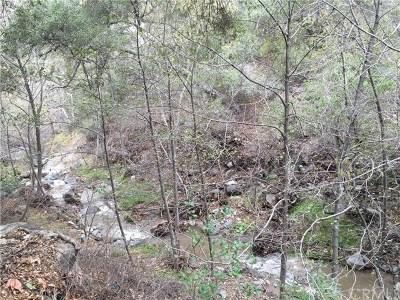 Modjeska Canyon, Silverado Canyon Residential Lots & Land For Sale: Silverado Canyon Road
