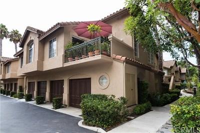 Aliso Viejo Condo/Townhouse For Sale: 11 Headland Place #137