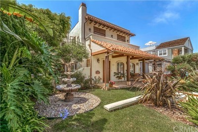 Single Family Home For Sale: 321 Poppy Avenue