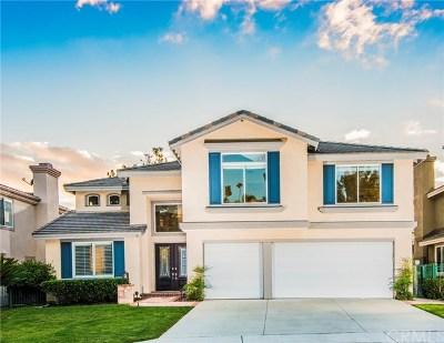 Rancho Santa Margarita Single Family Home For Sale: 3 Stonemill