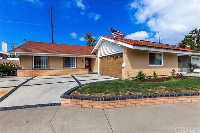 Huntington Beach Single Family Home For Sale: 20681 Suburbia Lane