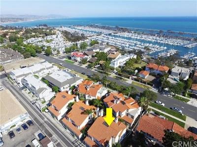 Dana Point Condo/Townhouse For Sale: 24425 Santa Clara Avenue