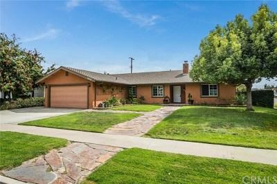 Anaheim Single Family Home For Sale: 2616 E Gelid Court