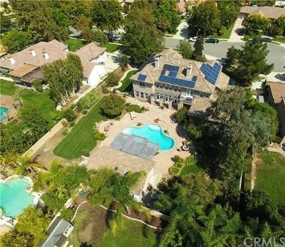 Corona Single Family Home For Sale: 3800 Juliette Circle