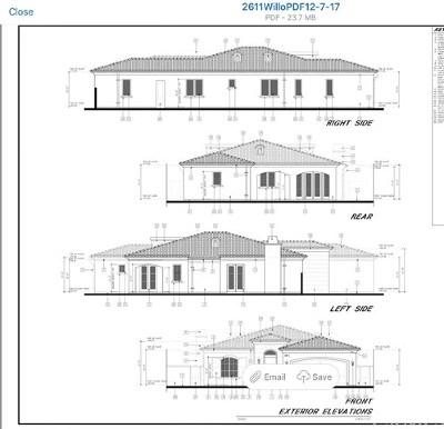 Costa Mesa Single Family Home For Sale: 2611 Willo Lane
