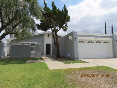Diamond Bar Single Family Home For Sale: 330 S Rock River Road
