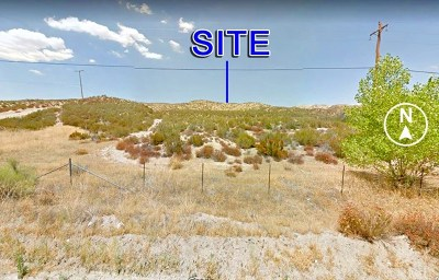 Hesperia Residential Lots & Land For Sale: Hwy 138