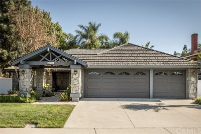 Laguna Niguel Single Family Home For Sale: 25372 Spindlewood