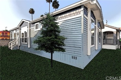 San Clemente Mobile Home For Sale: 188 Mira Adelante