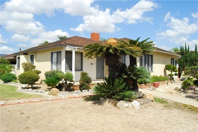 Downey CA Single Family Home For Sale: $750,000
