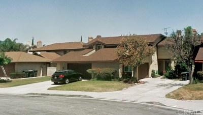 Orange Multi Family Home Active Under Contract: 3447 W Park Balboa Avenue