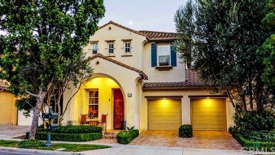 Irvine CA Single Family Home For Sale: $1,168,000
