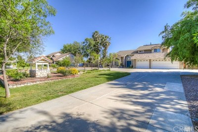 Menifee Single Family Home For Sale: 28863 Capano Bay Court