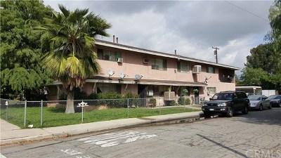 San Bernardino Multi Family Home For Sale: 2701 N E Street