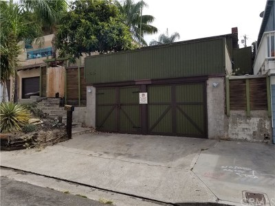 San Clemente Single Family Home Active Under Contract: 145 W Canada