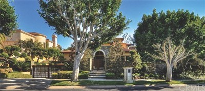 Newport Coast Single Family Home For Sale: 14 Pelican Point Drive