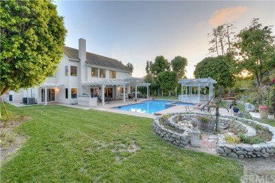 Laguna Hills Single Family Home Active Under Contract: 25181 Stageline Drive