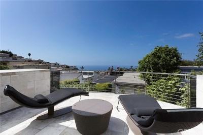 Laguna Beach Single Family Home For Sale: 1083 Tia Juana Street