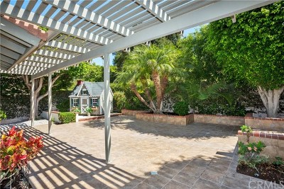 Lake Forest Single Family Home For Sale: 22612 Manalastas Drive
