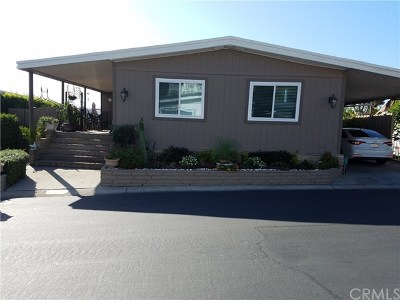 San Juan Capistrano Mobile Home For Sale: 27703 Ortega