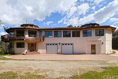 Nipomo Single Family Home For Sale: 984 Upper Los Berros Road