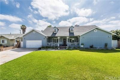 Santa Ana Single Family Home For Sale: 1221 Mar Les W