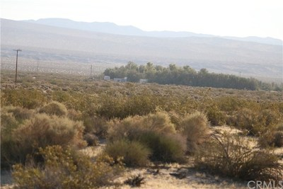 Barstow Residential Lots & Land For Sale: 39800 Infantry Road