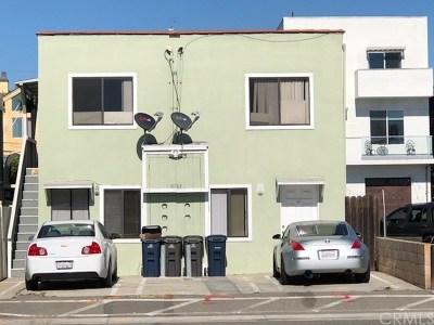 Huntington Beach Multi Family Home For Sale: 16784 Pacific Coast
