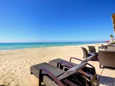 Dana Point Single Family Home For Sale: 35241 Beach Rd