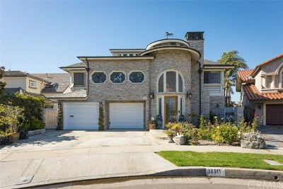 Huntington Beach Single Family Home For Sale: 16511 Carousel Lane
