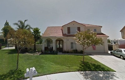 Rancho Cucamonga CA Single Family Home For Sale: $720,000