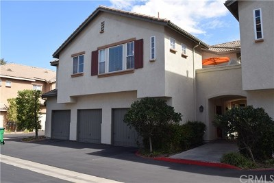 Trabuco Canyon Condo/Townhouse For Sale: 62 Sagebrush