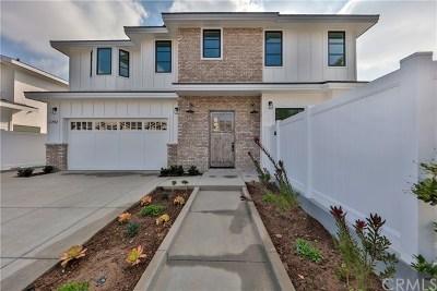 Costa Mesa Single Family Home For Sale: 2242 Pacific Avenue