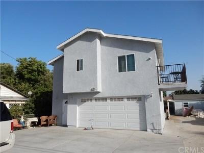 Corona Single Family Home For Sale: 1359 Pleasant View Avenue