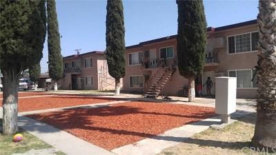 San Bernardino Multi Family Home For Sale: 1721 N Fairfax Drive