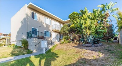 San Clemente Multi Family Home For Sale: 129 W Canada