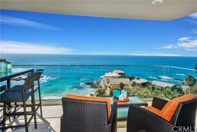 Laguna Beach Condo/Townhouse For Sale: 31755 Coast #307