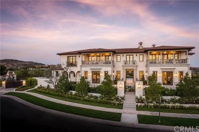 Newport Coast Single Family Home For Sale: 5 Coral Ridge