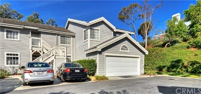 Laguna Niguel Condo/Townhouse For Sale: 82 Campton Place