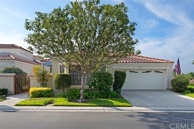 Mission Viejo Single Family Home For Sale: 28212 Alava