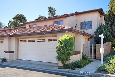 Dana Point Condo/Townhouse For Sale: 25666 Fishermans Drive #220