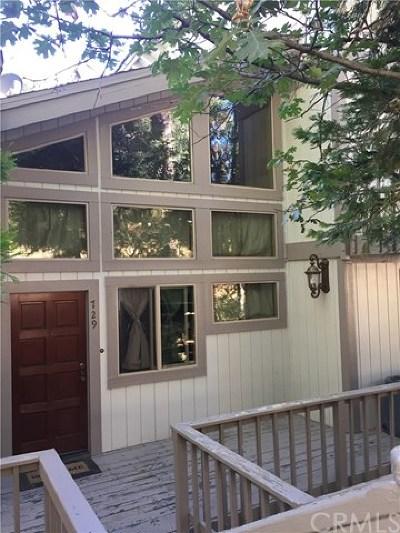 Lake Arrowhead CA Single Family Home For Sale: $349,950