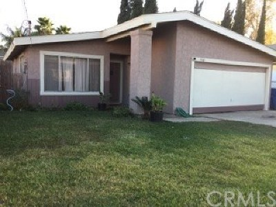 Pomona Single Family Home For Sale: 1440 W 9th Street