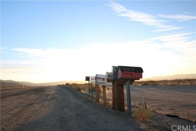 San Bernardino County Residential Lots & Land For Sale: 39939 Johnson Road
