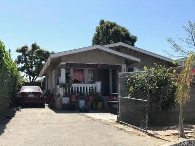 Harbor City Single Family Home For Sale: 1228 255th Street
