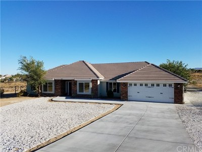 Hesperia Single Family Home For Sale: 11061 E Street