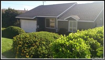 La Crescenta Single Family Home For Sale: 3446 Altura Avenue