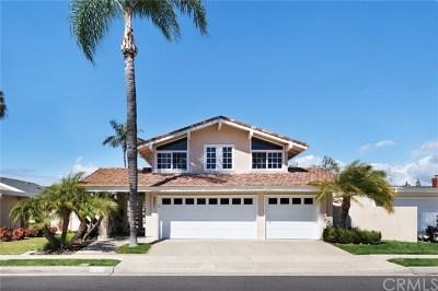 Irvine CA Single Family Home For Sale: $1,598,000