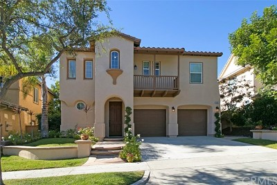 Ladera Ranch Single Family Home For Sale: 11 Tisbury Way